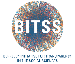 Logo for Berkeley Initiative for Transparency in the Social Sciences (BITSS)